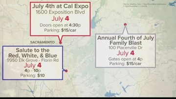 4th of July events across the Sacramento region | abc10 com