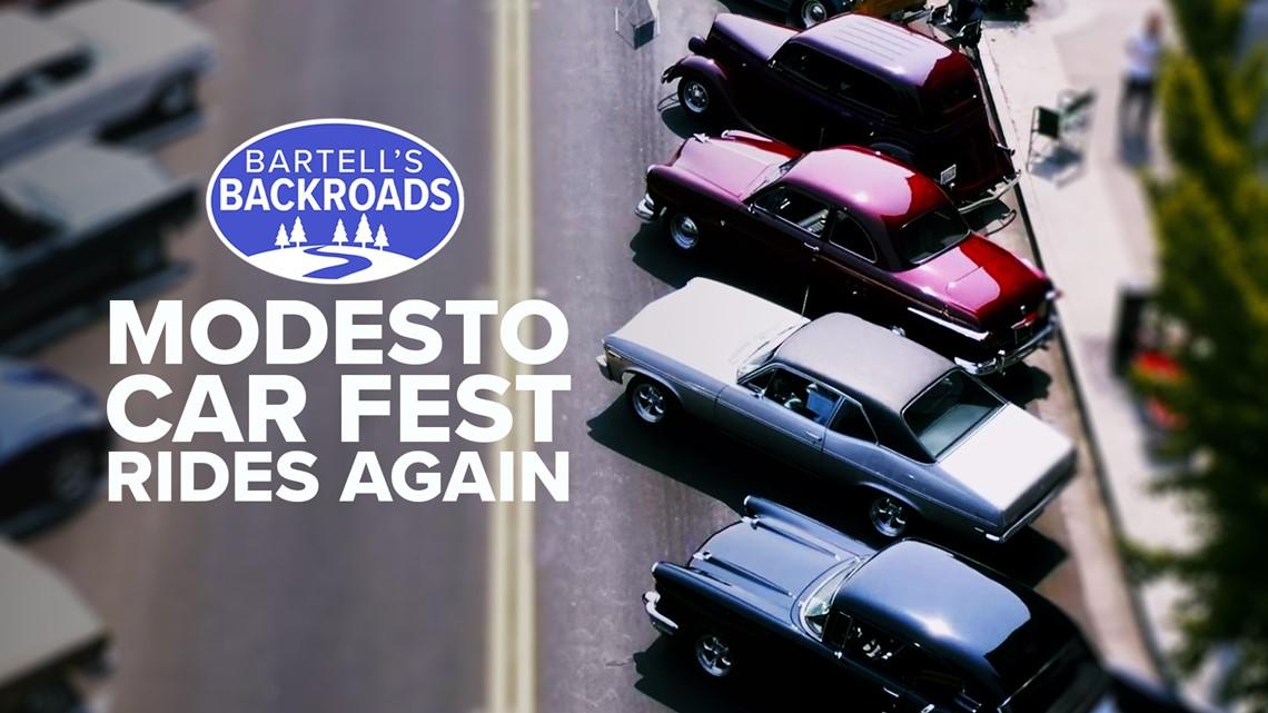 American Graffiti Festival and Car Show returns to Modesto | Bartell's Backroads
