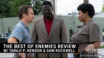 'The Best of Enemies' movie review & interviews | Extra Butter