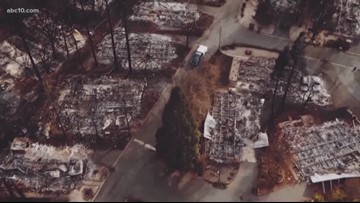 New data shows surge in home prices following Camp Fire