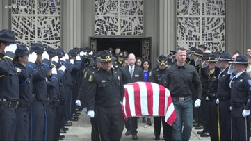 San Joaquin County sergeant who died in off-duty accident laid to rest