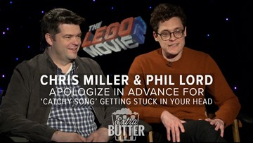 About that 'Catchy Song' | 'The Lego Movie 2' Interview with Chris Miller & Phil Lord | Extra Butter