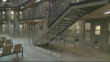 Staff, inmates, K9 treated for 'unknown substance' at South Placer Jail