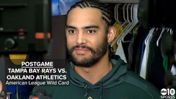 Sean Manaea takes responsibility for Oakland A's Wild Card loss to Tampa Bay Rays