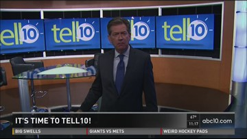 Tell10: Immigration, farmworkers, Oakdale horn