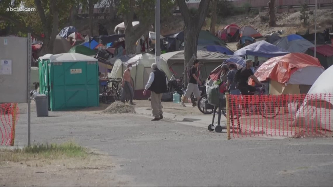 Gas Prices In California >> New 'tent city' planned for Modesto's homeless | abc10.com