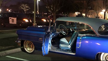 Classic '56 Cadillac stolen from 106-year-old Sacramento WWII veteran found | Update