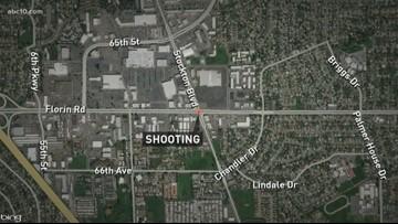 Woman found fatally shot in car in South Sacramento
