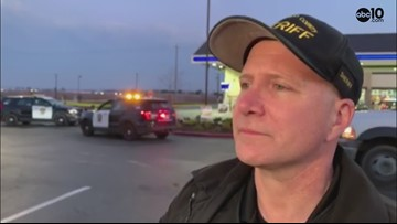 Sacramento Sheriff's Office spokesperson gives update on standoff | Extended Interview