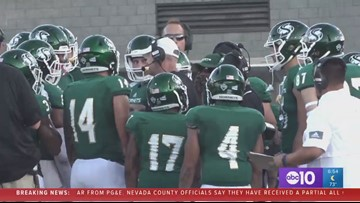 Sports Standout: Kevin Thomson - Sac State Hornets Quarterback
