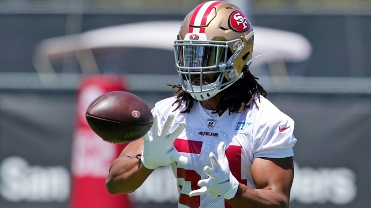 49ers sign middle linebacker Fred Warner to 5-year extension