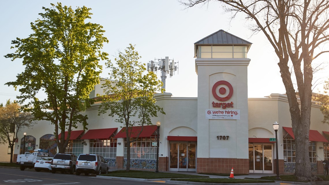 """Target """"small-format store"""" opens in Midtown Sacramento 