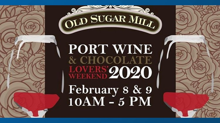 Port, Wine, and Chocolate Festival