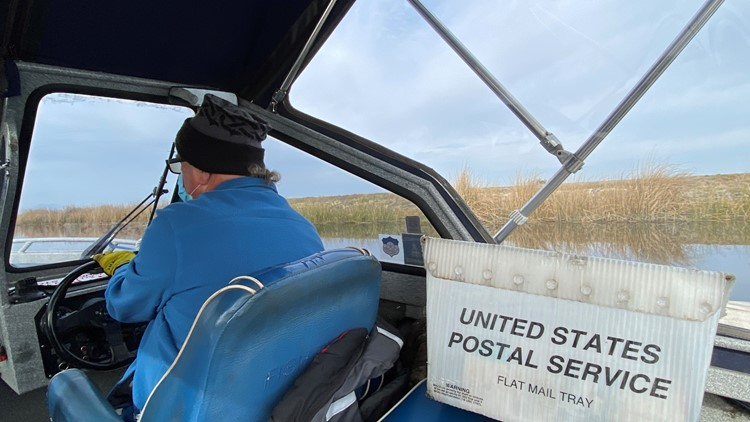 California's only riverboat mail carrier retires after 15 years of serving Stockton's waterways