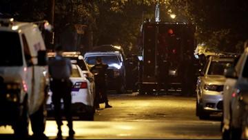 Philadelphia gunman in custody after hours-long standoff