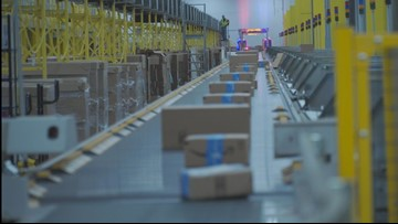 Inside Amazon: How Sacramento's fulfillment center is gearing up for Prime Day 2019