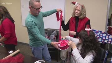 How this Auburn business gave up their holiday party to help charity