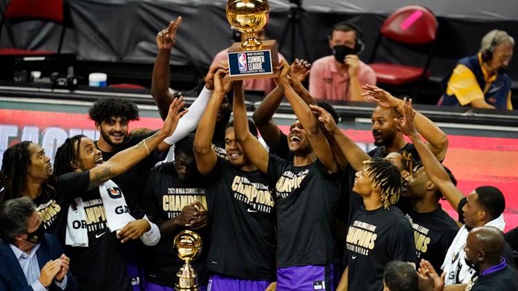 King's offense, Mitchell's defense leads Sacramento to title