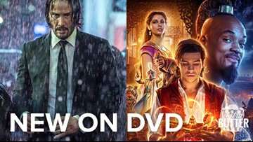 'Aladdin' & 'John Wick 3': New on DVD | Extra Butter reviews & interviews