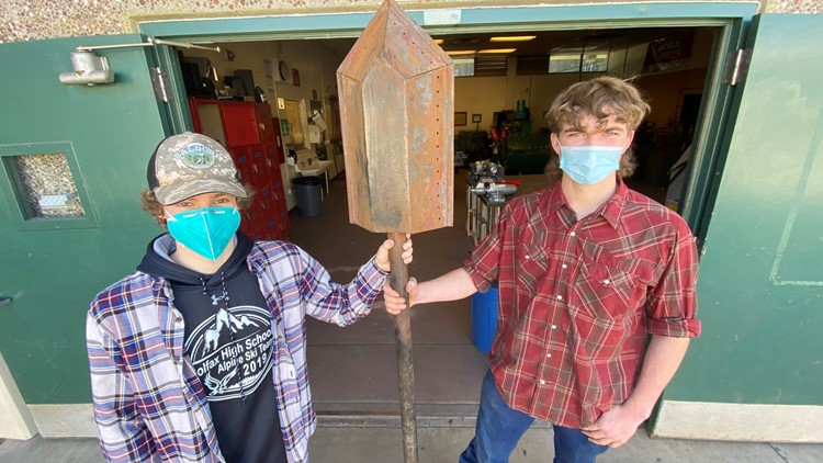 Colfax High School inventors working to prevent wildfires | NorCal Strong