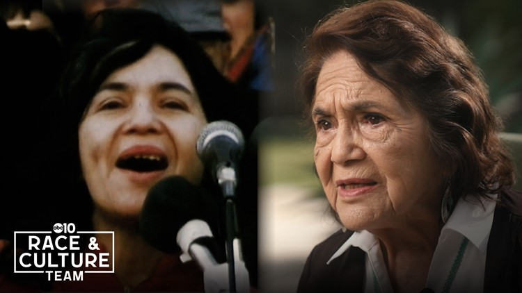 Dolores Huerta continues to fight for social justice   Race and Culture