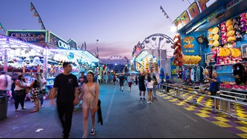 Alameda County Fair returns with new ride, celebrations