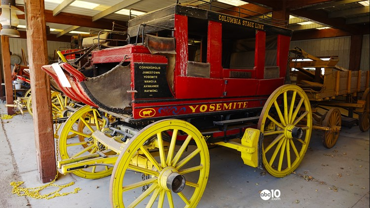 California's Old West lives on in a former dairy farm turned into frontier town | Stage Coach