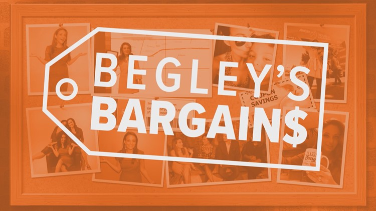 Begley's Bargains: Helping you save money