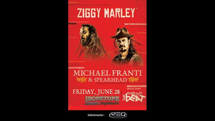 Come Jam with Ziggy Marley!