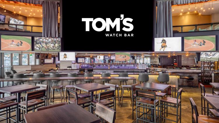 'All the Sports, All the Time' coming to DOCO with Tom's Watch Bar