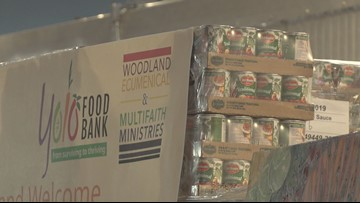 'Sharing in Yolo's Bounty' | Community gives thanks during interfaith service at Yolo Food Bank