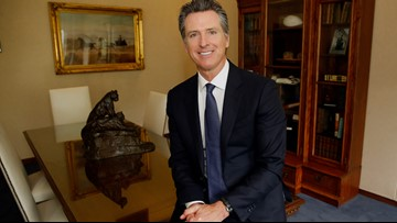 Trump, death penalty, immigration mark Gov. Newsom's 1st 100 days