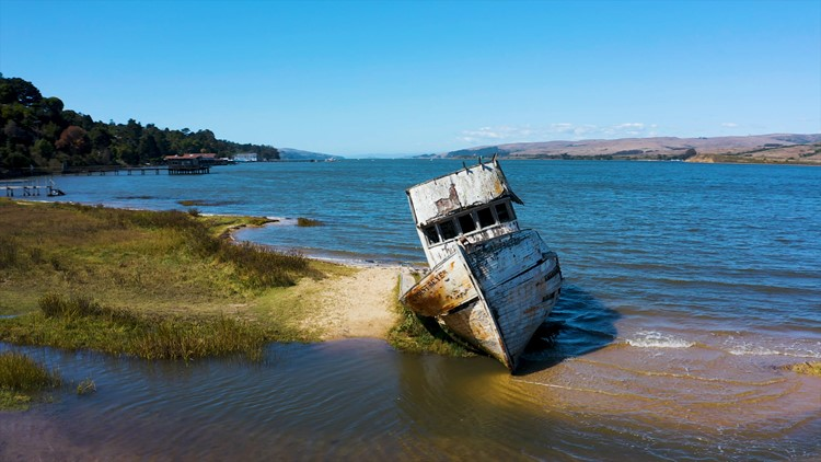 Point Reyes Shipwreck_Bartell's Backroads