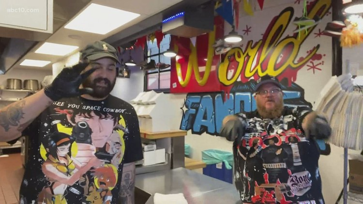 World Famous HOTBOYS hiring more cooks, cashiers at its Sacramento location