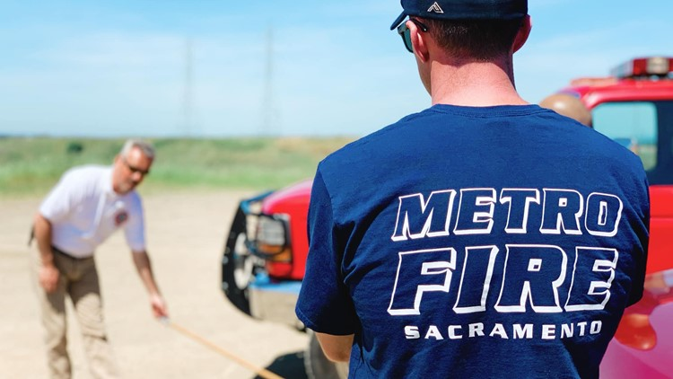 Firefighters getting ready for fire season with off-road training