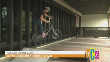 Join Sacramento in a free celebration of bikes, cycling, family and fun