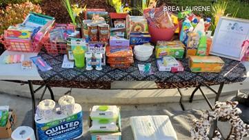'Sharing table' brings Roseville neighborhood together during coronavirus pandemic