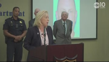 Sacramento Police officials hold press conference on arrest in decades-old cold case | RAW