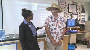 ABC10 Teacher of the Month: Anthony Gerads