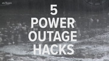 Power out? 5 hacks to get you through it