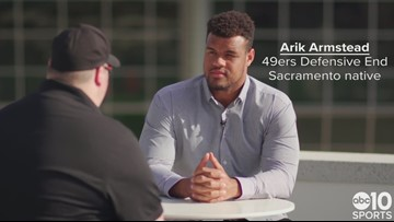 Arik Armstead on his future with 49ers, bringing 91SIX charity weekend to Sacramento