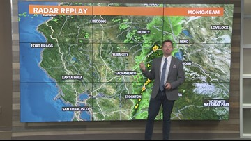 Local afternoon weather: Sept. 17, 2019