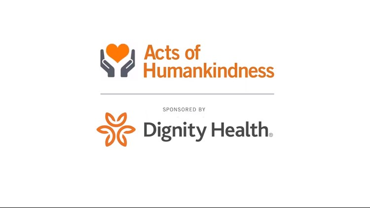 Dignity Acts of Humankindness: David Martinez, Placer Food Bank