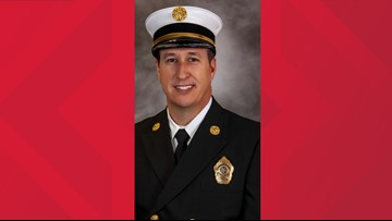 A perfect match: Meet Stockton's new Fire Chief, Richard Edwards