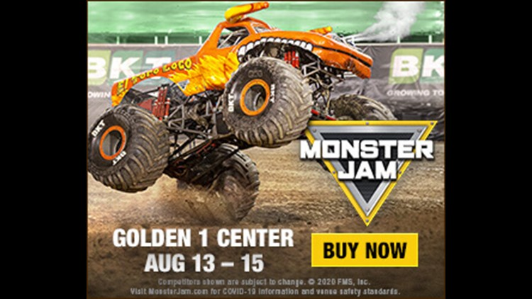 The Most Action-Packed Live Event On Four Wheels!