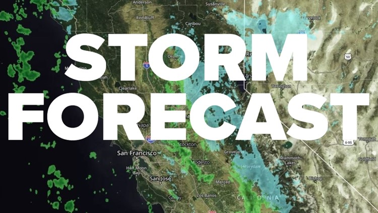 Storm Forecast: What to expect this weekend