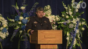 Davis Officer Natalie Corona receives posthumous Purple Heart