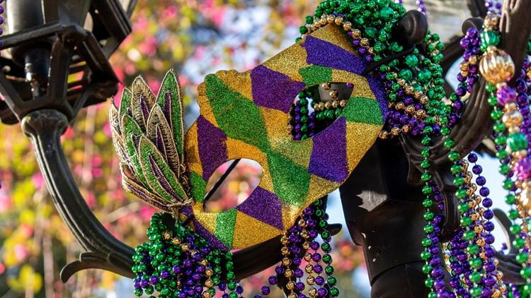 Mardi Gras Generic