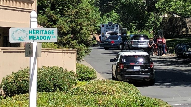 Citrus Heights police take barricaded suspect into custody   Update