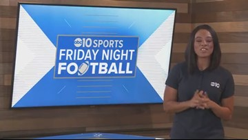 ABC10 Friday Night Football - Section Semifinals